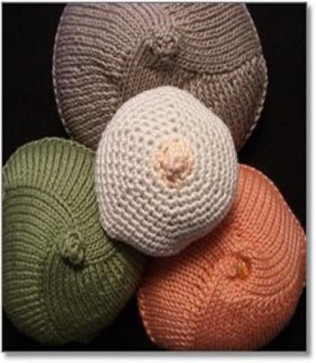 Knitted Boob Pattern : 17 Best images about Breast on Pinterest Ravelry, Breastfeeding and Lactati...