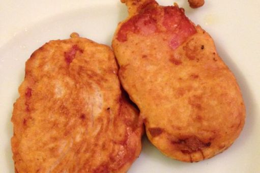 Spam fritters