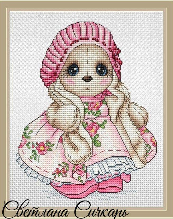 Схема для вышивания Сичкарь Светлана #13920 (большая картинка)