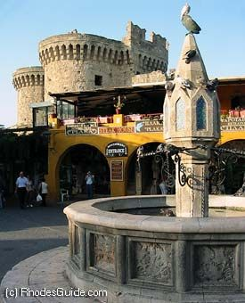 The Medieval City of Rhodes has been inscribed as a UNESCO World Heritage City