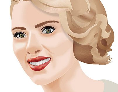 "Check out new work on my @Behance portfolio: ""Scarlett""…"