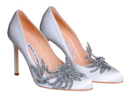 sapatos para casamento manolo