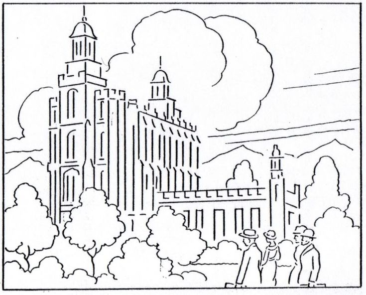 Keepapitchinin, the Mormon History blog » Mormon History Coloring