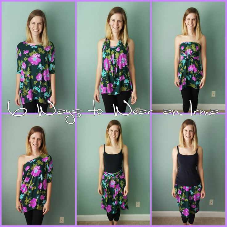 Style Your LuLaRoe: 6 Ways to Wear an Irma // LuLaRoe Sarah Adams // safariwithsarah.com