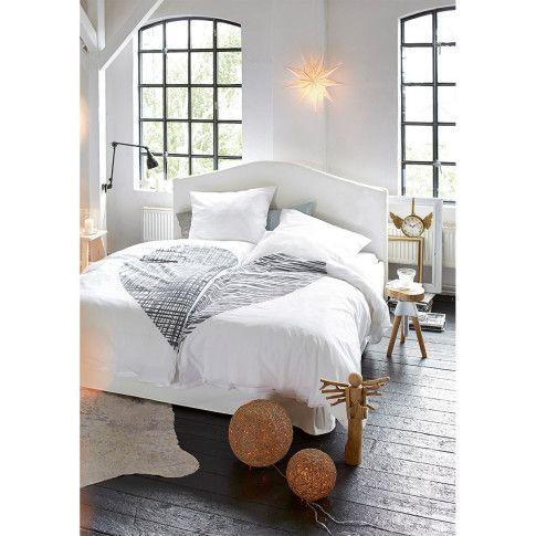 Mehr Romantik geht kaum als nebeneinander einzuschlafen in dieser süßen Bettwäsche für Sie und Ihn.