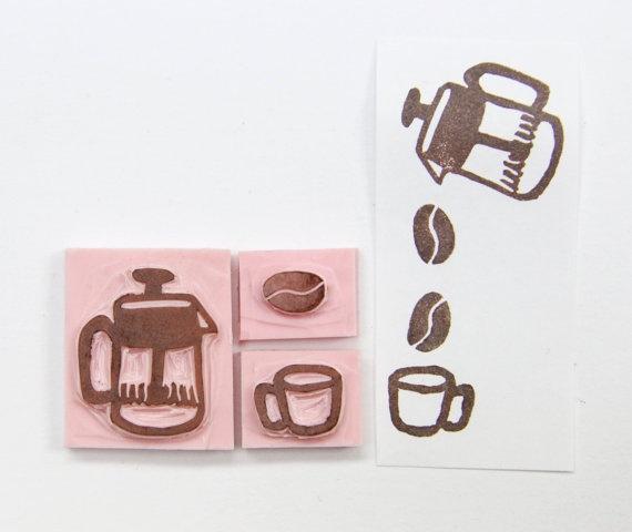 french press stamp