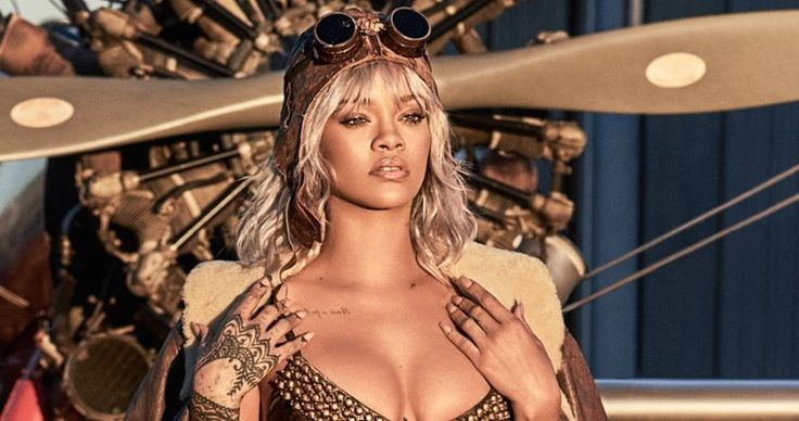 Best music pictures of the week: Rihanna, Ed Sheeran, Zara Larsson, more - Official Charts Company
