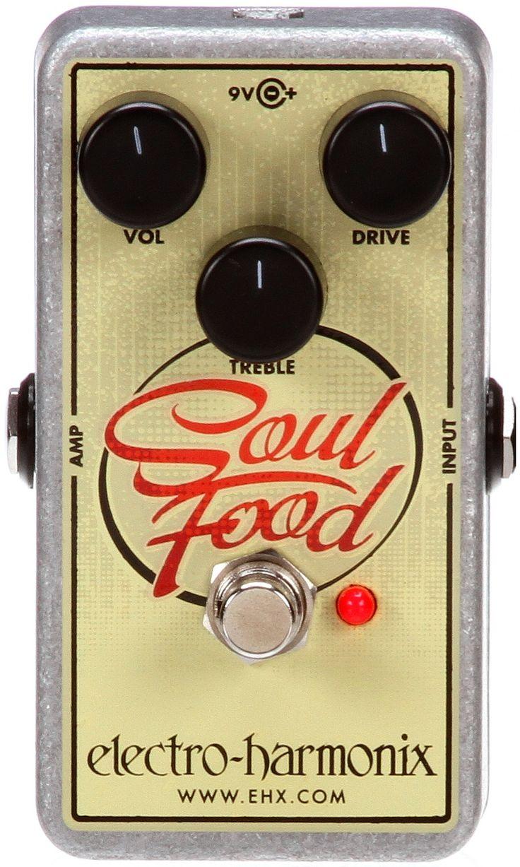 EHX Soul Food. My new boost/low gain OD pedal!!!