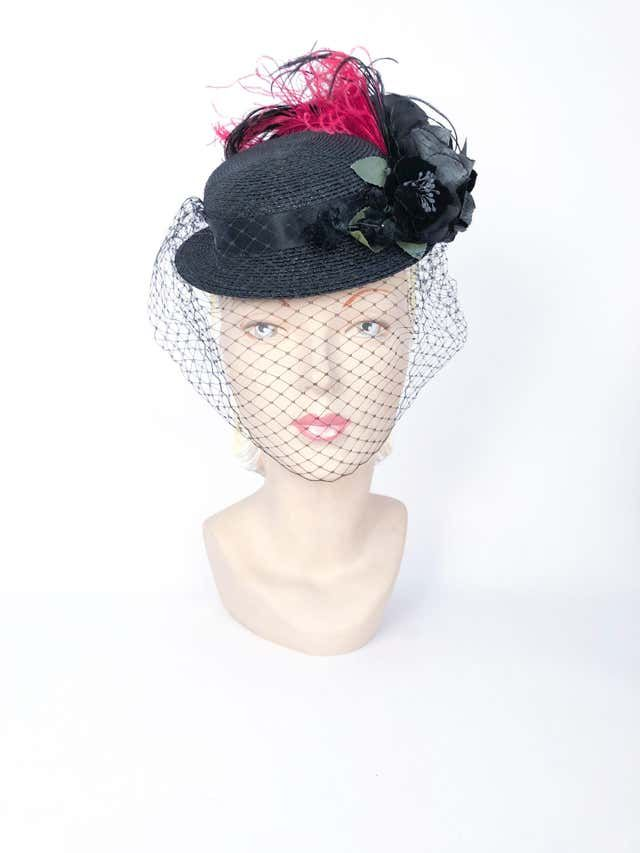 Pin On Millinery Historic And Modern