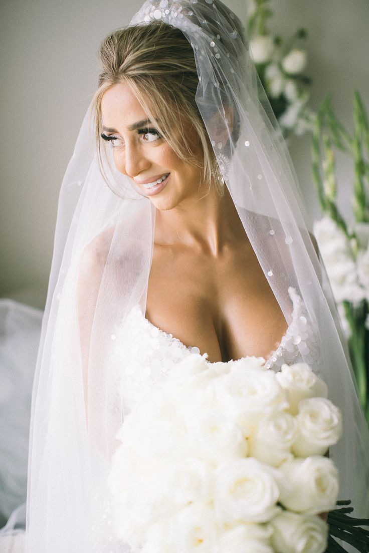 Samantha Chidiac Wedding Day - Sydney Wedding Makeup Artist