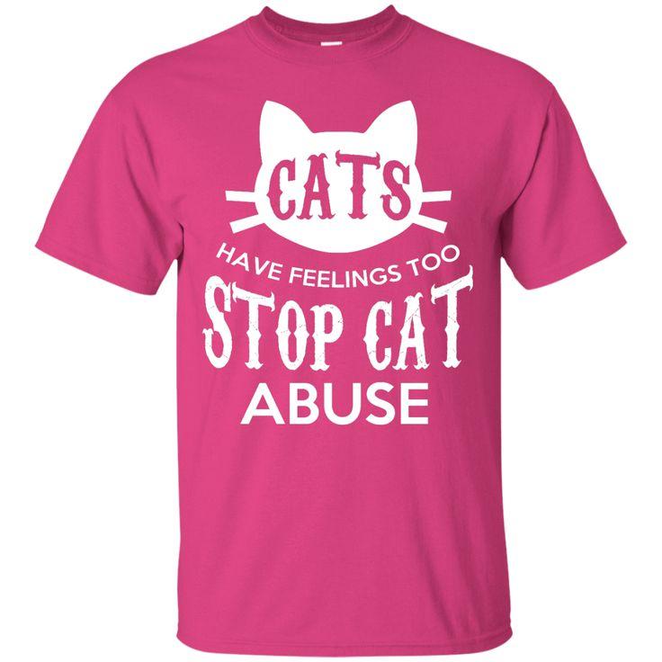 Stop Cat Abuse, ook in zwart