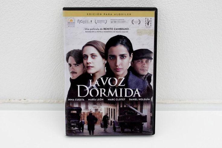 LA VOZ DORMIDA - BENITO ZAMBRANO - DVD ED. ALQUILER - IMMA CUESTA - MARÍA LEÓN