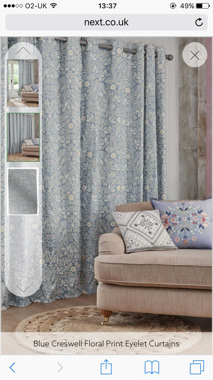 Next Living Room Curtains 17 Best Ideas About Blue Eyelet Curtains On Pinterest Grey
