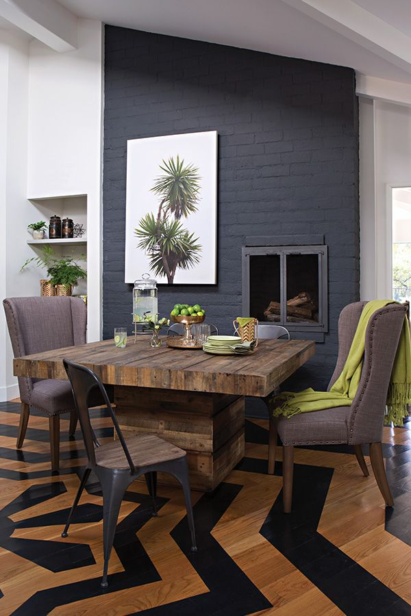 110 best Dining Spaces images on Pinterest | Chairs, Side chairs ...