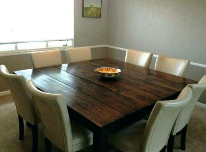 Pin By M T On Cosas Para Comprar In 2020 Square Dining Room