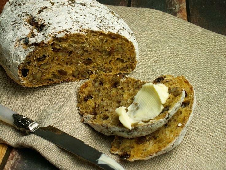 chleb marchewkowy / carrot bread