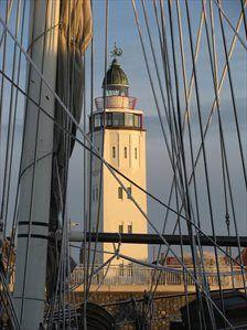 Harlingen Lighthouse- Netherlands