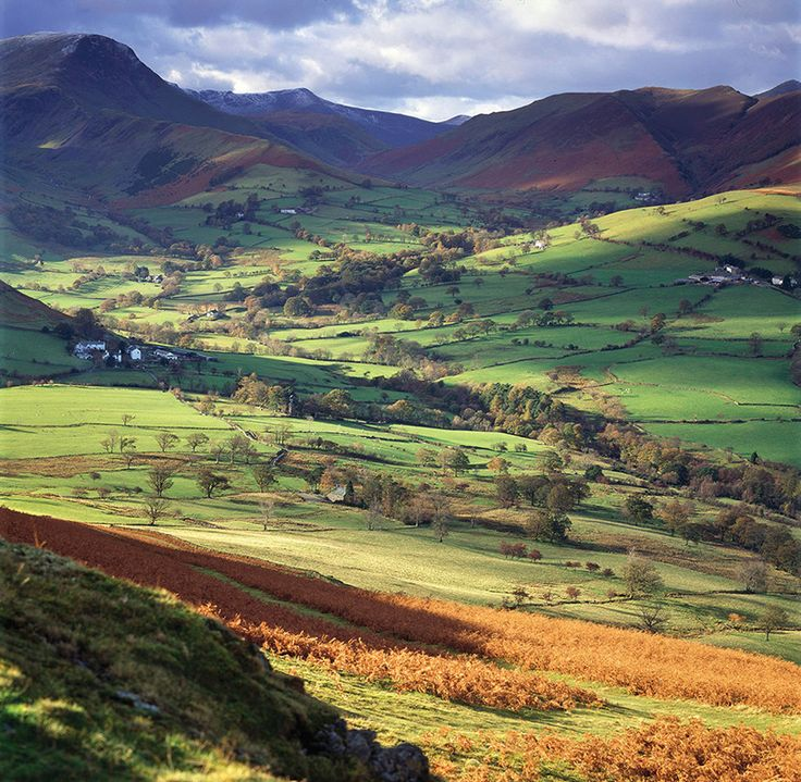 Joe Cornish Newlands Valley
