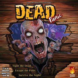 Dead Panic társasjáték - Szellemlovas társasjáték webshop