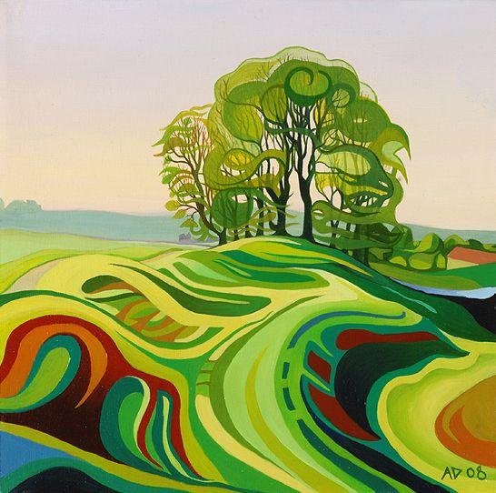 Avebury. Anna Dillon.