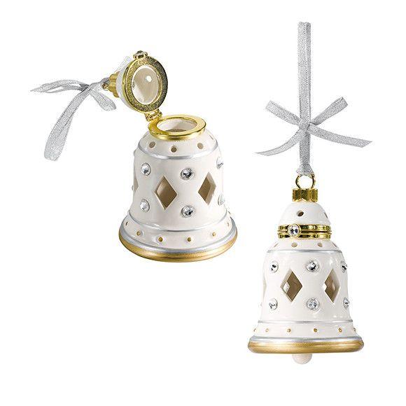 Smartscents By Partylite Flameless Fragrance Holder Opulent Bell Hanging Ornament Www Partylite Biz Mallen Partylite Hanging Ornaments Hanging Bell