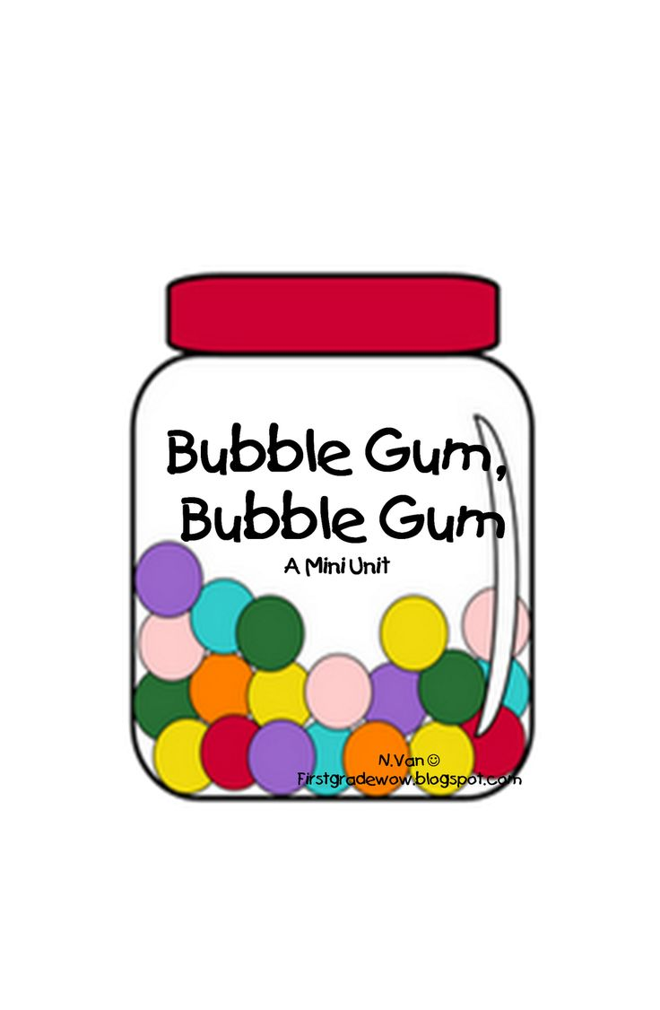 Can i write a 3-5 page research paper on the history of bubble gum?
