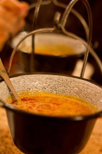 Hungarian champignon soup - U Madziara
