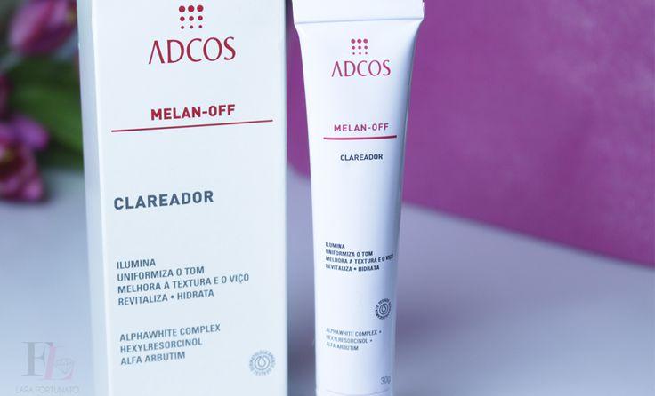 Creme Clareador para o rosto MELAN-OFF – ADCOS