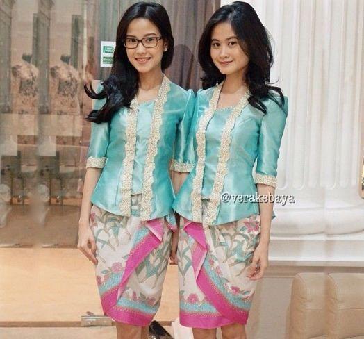Model Kebaya Wisuda Simpel dan Elegan Modern
