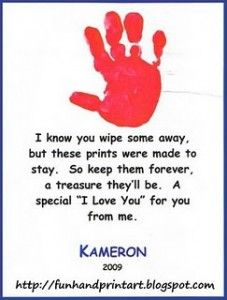 Google Image Result for http://www.teachpreschool.org/wp-content/uploads/2011/03/keepsake-handprint-with-poem-227x300.jpg