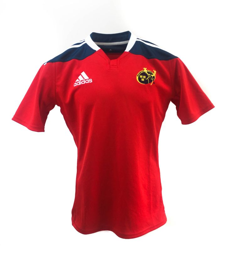Munster Home Rugby Jersey