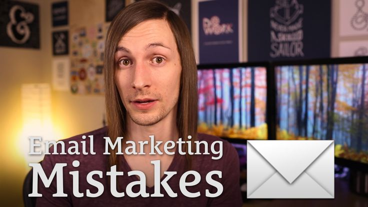 The #1 Email Newsletter Mistake You're Probably Making http://seanwes.tv/168