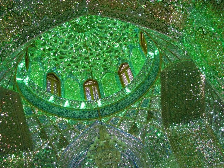 Shah Cheragh: Frumusetea orbitoare a unei moschei - Poza 3