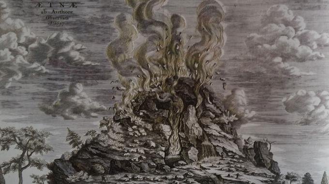 Sapevate che nel #Medioevo si credeva che il #Purgatorio si trovasse... sull'#Etna?