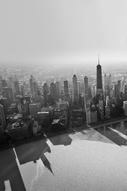 Chicago's Frozen Shadows