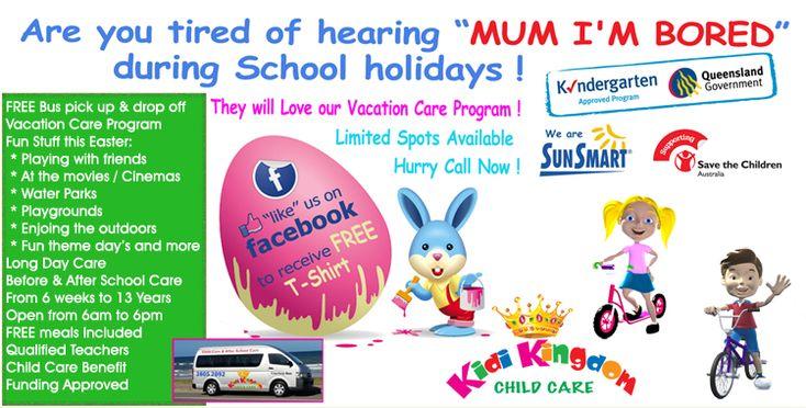Happy Easter  #HappyEaster #ChildCare #Kindergarten #Children #Child #Kid #Kids #Fun #Happy