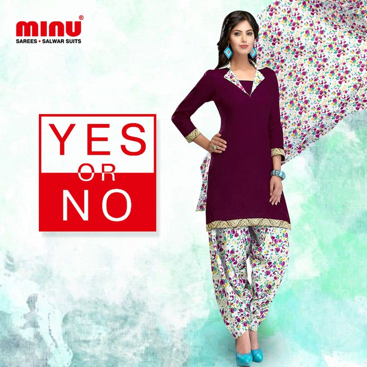 Say yes or no...... Whatsapp: +91 9674803887 | Call: +91 33-40669241 #Minu #cotton #sarees #salwarsuits #indianwear #ethnicwear #onlineshopping #womenswear #traditional #draping #sale