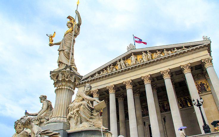 austria parliament house