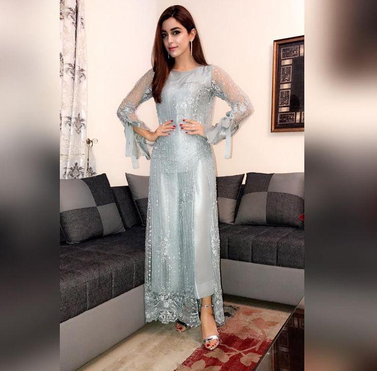 "19.5k Likes, 243 Comments - Maya Ali (@official_mayaali) on Instagram: ""Eid day3... Thank u @faizasaqlain for this beautiful outfit.. love u #eidday3…"""