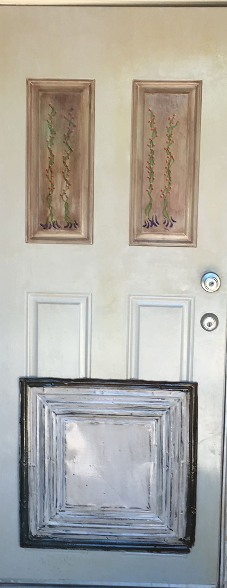 Pocket door hardware folding concepta 25 hawa 183 better building - Bye Bye Doggie Door This Is The Only Entrance To The Cottage And It
