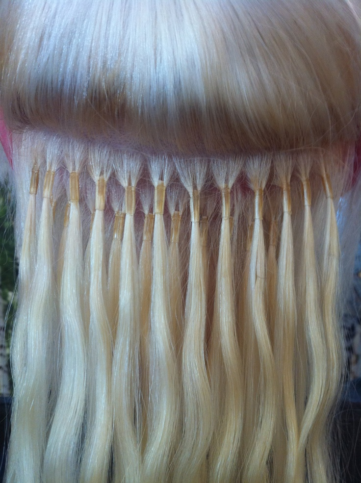 19 best hair extensions images on pinterest nyc braids and hair up close photo of shrinklink hair extensions by httptwigsalon pmusecretfo Images