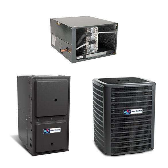 2 Ton Direct Comfort Dc Gsx140241 14 Seer Central Air Conditioner 80 000 Btu In 2020 Central Air Conditioners Central Air Conditioning System Central Air Conditioning