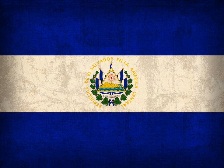 El Salvador Flag Vintage Distressed Finish Mixed MediaFLAGS OF THE WORLD : More Pins Like This At FOSTERGINGER @ Pinterest