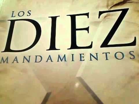 LOS 10 MANDAMIENTOS DEL CATECISMO CATÓLICO ROMANO NO COINCIDEN CON LOS 1...