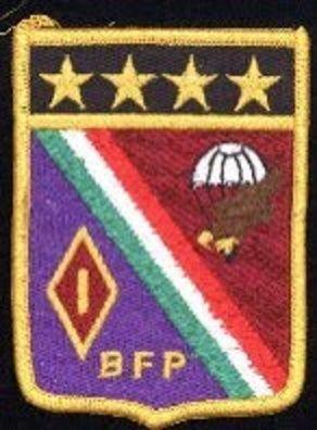 1/o Batallón de Fusileros Paracaidistas Lomas de Sotelo, D.F.