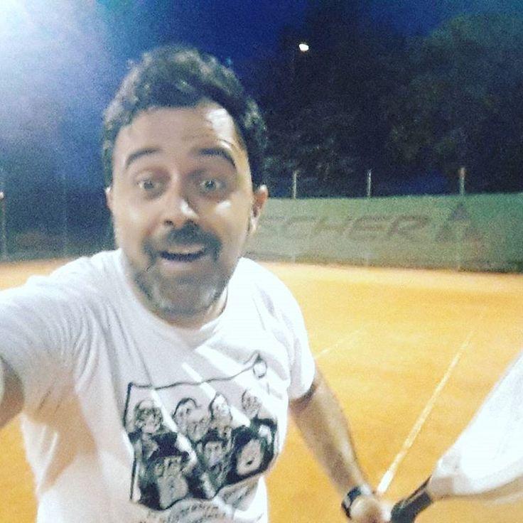 Absolute beginners.... #tennis#daje#sport#piscina#bassignana#piemonte #monferrato #piedmont #italia #italy fantozzi#filini#tnt#alanford#gruppotnt#