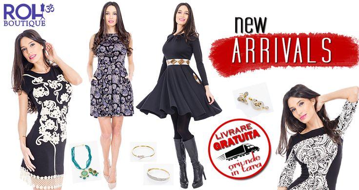 New Arrivals !!! http://rohboutique.ro/noutati/