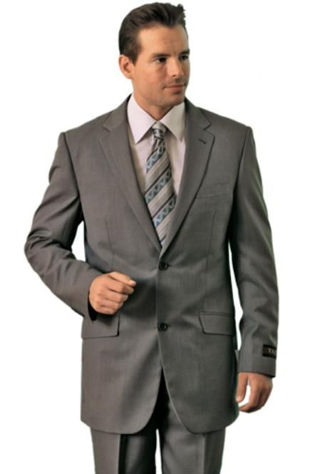 Choose among our great deals of mens grey classic suit and expose yourself with classic look at all the occasions.: Mens Suits, Poly Rayon Men S, Classic Affordable, Affordable Suit, Button Suits, Mensitaly Price, Grey Classic
