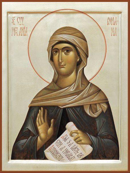 St Melania of Rome [the Elder]  /