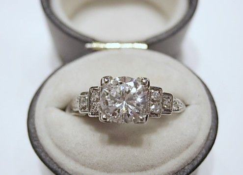 When it comes to #engagement rings, the truth is, a guy is just as scared of buying the wrong one as a woman fears she will get something hideous.Here are some tips on how to give him an idea without spoiling the moment!